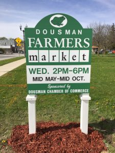 Farmers Market 2017 | Downtown at the Dousman Village Hall! @ Dousman Village Hall | Dousman | Wisconsin | United States