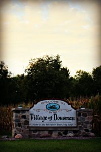 Village of Dousman, Wisconsin, Dousman Chamber of Commerce