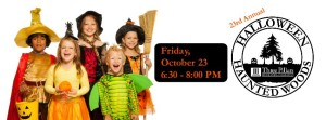 Halloween, Haunted Woods, Three Pillars, Senior Living Communities, Dousman, WI