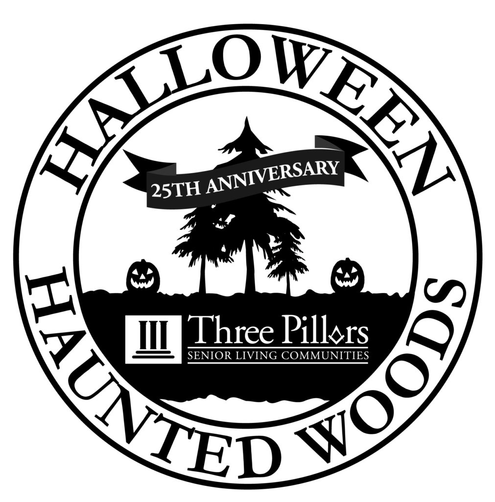 Halloween Haunted Woods at Three Pillars | 2017 | 25th Anniversary! @ Three Pillars - BUT PARK AT DOUSMAN ELEMENTARY! | Dousman | Wisconsin | United States