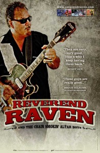 Reverend Raven @ SummerStage @ SummerStage at Lapham Peak | Delafield | Wisconsin | United States