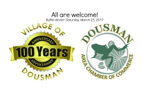 100th Anniversary Celebration Dinner @ Dousman Ottawa Lions Community Center | Dousman | Wisconsin | United States