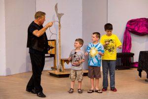 Magic Show @ SummerStage @ SummerStage at Lapham Peak | Delafield | Wisconsin | United States